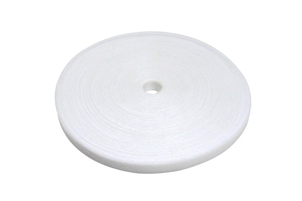 Label The Cable Hook and Loop Tape LTC ROLL STRAP, 82 ft, white