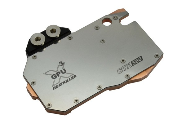 B-Ware Watercool HEATKILLER® GPU-X³ GTX 560
