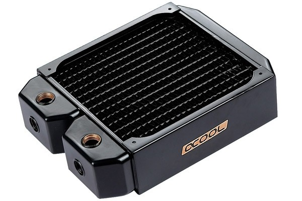 Alphacool NexXxoS XT45 Full Copper 140mm radiator
