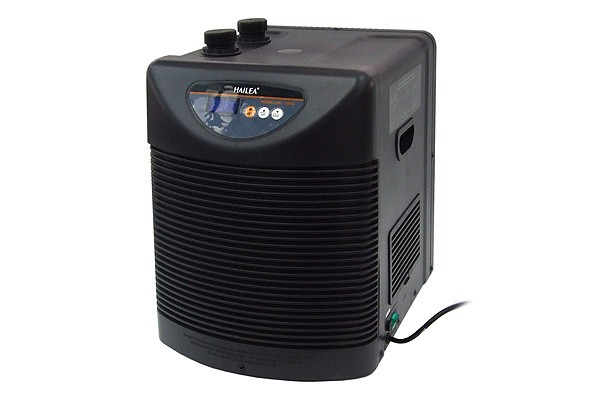 waterchiller Hailea Ultra Titan 500 (HC300=395Watt cooling capacity)