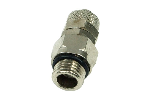 8/6mm (6x1mm) compression fitting G1/4 revolvable